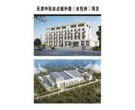 天津中街冰点城外墙(水包砂)项目