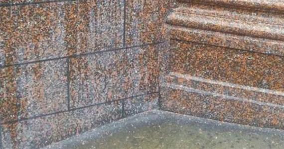 水包水雷竞技雷竞技网站下雨泛白的原因
